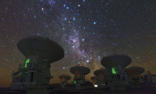 Banco de Fotos de la ESO